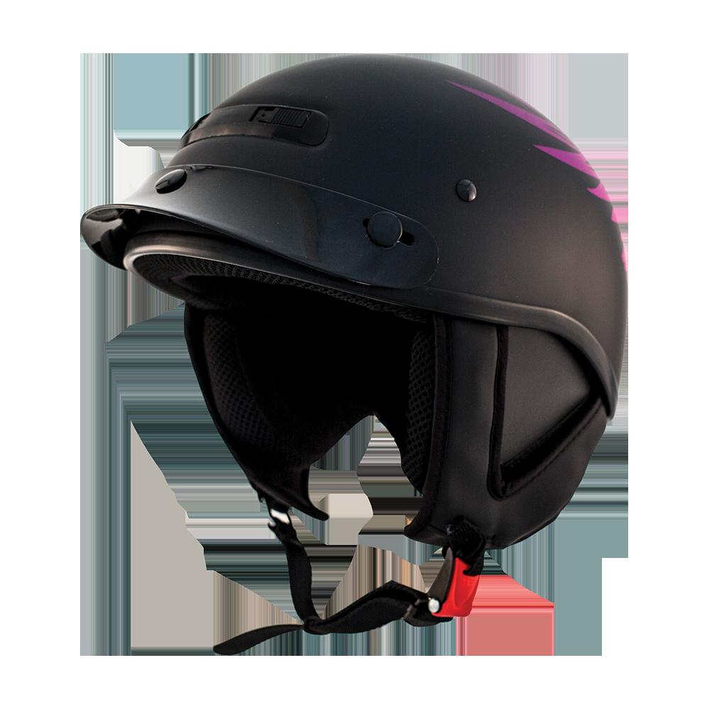 Alto Custom Eagle Street Half Helmet