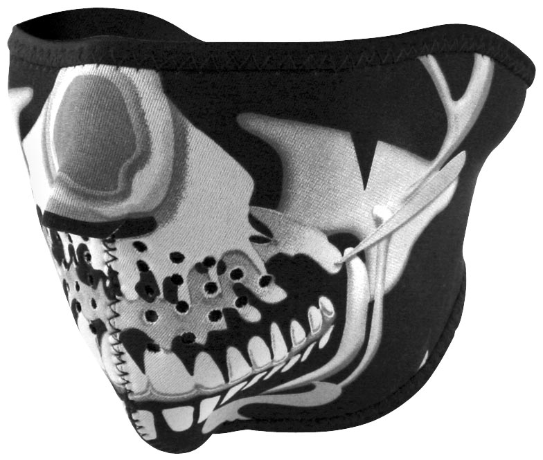 Half-Face Neoprene Mask